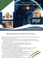 BJP IT Vision