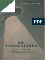 Die Taschenlampe - Hubert Patzelt