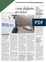 Notícia DN - Gratificados por pagar na Madeira