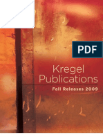 Kregel Publications Fall 2009 Catalog