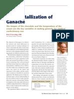 Ganache Formulation