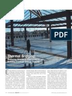 Article on 'Thermal Bridging