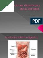 Alteraciones digestivas y vía biliar (1)