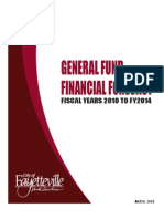 GeneralFundFinancialForecast_FY2010-20141