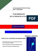 Plan Hidráulico de la Ciudad de La Plata