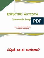 expectro autista