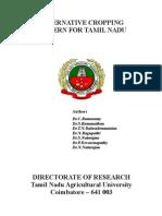 Alternate Cropping System of Tamil Nadu