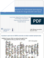 Evaluation Considerations for EHR-Based Phenotyping