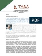 La Influencia de la Religión y de la Política_ Michael A. Galascio Sánchez