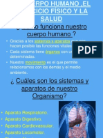 1 El Cuerpo Humano El Ejercicio Fisico y La Salud