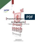 proyecto tecnicas de programación - prototipo