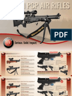 Hatsan. PCP Air Rifles 2012
