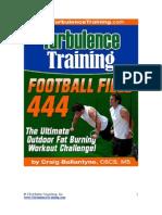 Turbulence Training 444