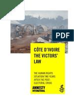 2013 Côte d'Ivoire