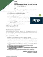 TRASTORNO DE ANSIEDAD POR SEPARACIÓN Resumen Miguel