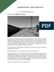 Entrevista Documental Santa María Iquique 1907