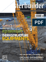 The Masterbuilder_June 2012_Infrastructure Equipment and Surface Coating Special
