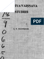 Majumdar_Gauḍīyavaiṣṇava Studies