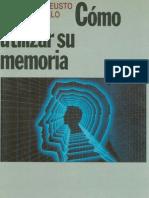 Deusto - Cómo Utilizar su Memoria
