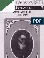 I protagonisti (di Indro Montanelli) - 7 Papa Giulio II°