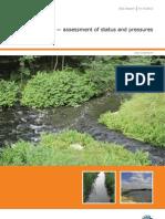 Eea European Waters - Assessment of Status and Pressures 2012