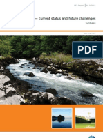 Eea European Waters - Current Status and Future Challenges_Synthesis 2012