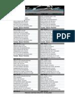 Configuraciones Pc Armadas 12-11-2012