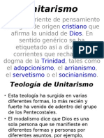 Unitarismo Ppt