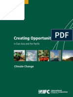 Creating Opportunity in East Asia & the Pacific