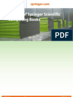 Springer Catalogue