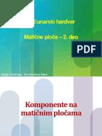 Maticne Ploce-2. Dio