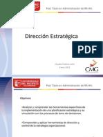 Direccion Estratégica UPacifico 2013 (1)