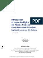 mapa geologico ordesa