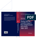 Vitalism and the Scientific Image Cover