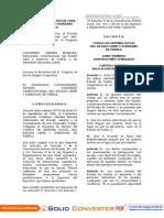 Codigo de Defensa Social Del Estado de Puebla