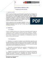 9. Plan de Manejo Ambiental