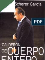Calderon de Cuerpo Entero