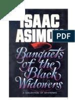 ASIMOV ISAAC - Los Banquetes de Los Viudos Negros