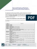 Analisis Acuerdo de SEMARNAT 20-12-2012