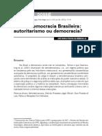 NÓBREGA JR, José Maria Pereira da - A Semidemocracia Brasileira