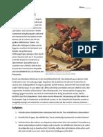 Napoléon Bonaparte - Eine kurze Vorstellung