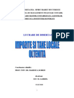 Imp si Taxe Locale Oltenita.doc