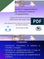 Foro Competitividad Cartagena 2006 (1)