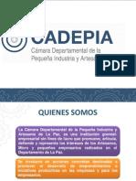 Presentación CADEPIA 2