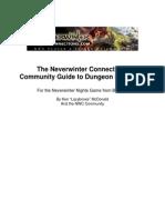 PC RPG DM Guide