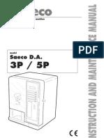Vending Saeco Topazio User Manual English Watermarked