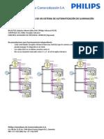 Diagrama Sistema DALI OCCUPLUS (2)