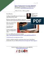 Basel 3 News February 2013