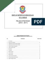 Pelan Strategik SMKKB 2013-2017