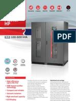 Master HP Data Sheet